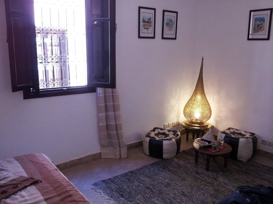 Riad Badi: Cinnamon Room