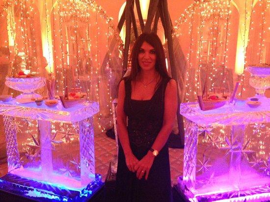 Victoria Jungfrau Grand Hotel & Spa: Silvester-Gala-Dinner