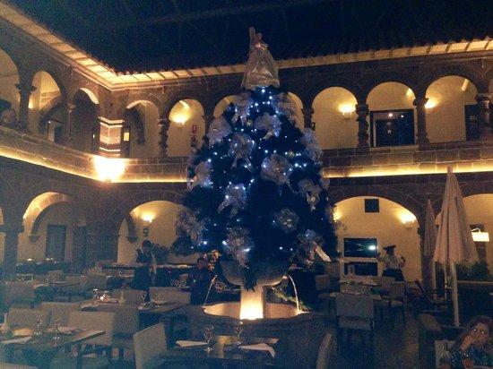 Novotel Cusco : Lindo lobby