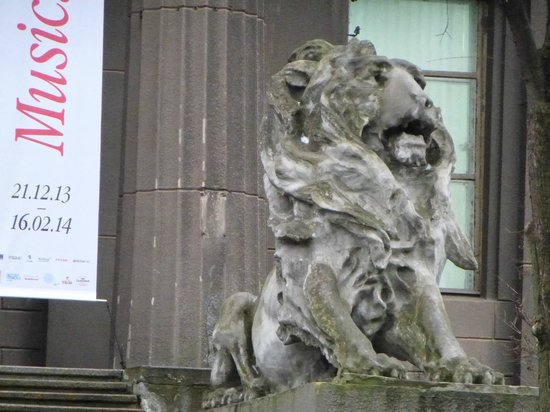 National Art Museum of Ukraine: Льва почистите наконец-то!