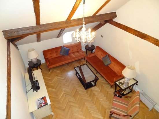 Pachtuv Palace: Wohnbereich