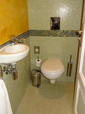 Smetana Hotel : WC