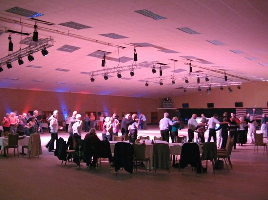 Hopton on Sea, UK: Western Partner Dancing