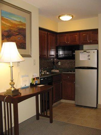 Staybridge Suites South Bend - University Area: South Bend, IN Staybridge Suites -- Kitchen