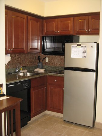Staybridge Suites South Bend - University Area: South Bend, IN Staybridge Suites -- Kitchen 2