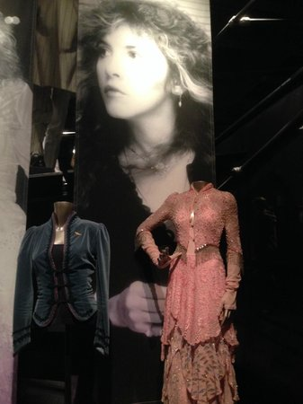 Rock & Roll Hall of Fame: Stevie Nicks' dresses