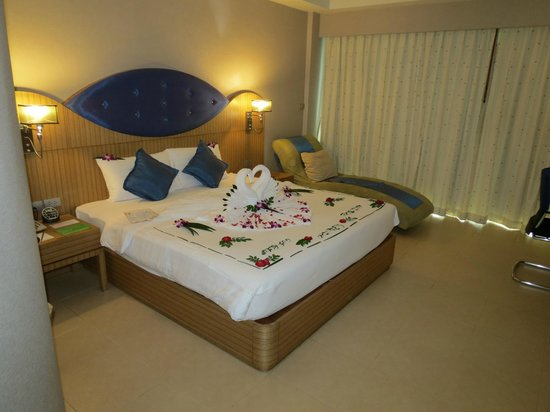 Blue Ocean Resort : Room