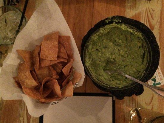 Babalu Tapas & Tacos: The guacamole
