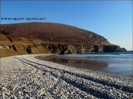 Pure Magic Achill: Achill beach