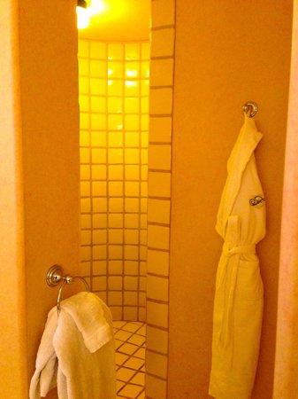 Fairmont Scottsdale Princess: Casita - walk in shower