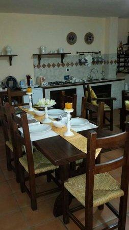 Guest House Su Misura: Sala Colazione