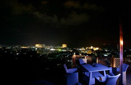 City Of Balikpapan By Night From Open House Picture Of Open House