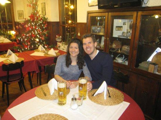 Zur Alten Brucke: Dinner