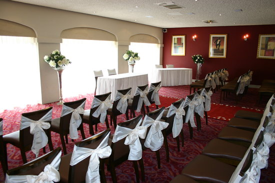 Best Western Gibside Hotel: Wedding Reception