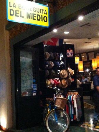 La Bodeguita del Medio: bodeguita shop