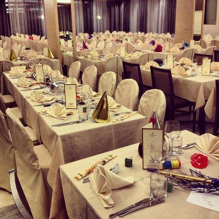 Hotel Campagnola: Ristorante - Capodanno
