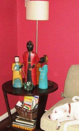 Casa Moro: Seasonal art