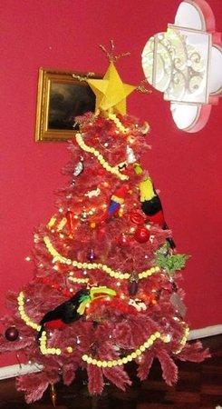 Casa Moro: Christmas tree