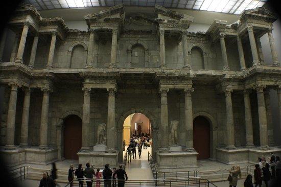 Mercato di mileto foto di museo di pergamon berlino - Porta di mileto ...