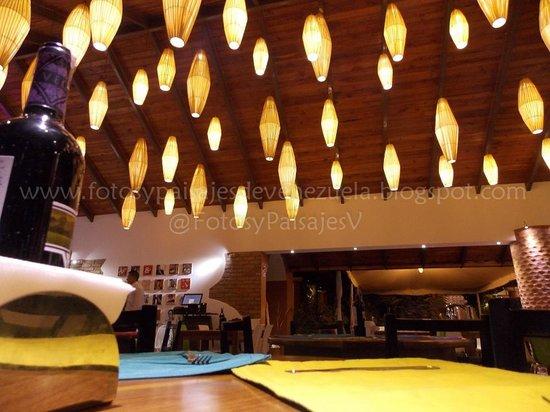Hotel Belensate: Pizzería