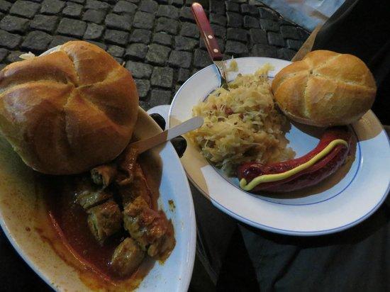 Residence Inn München City Ost: yummy!