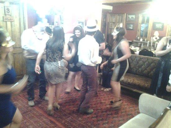 Hotel Boutique Vendimia Premium: Baile año nuevo