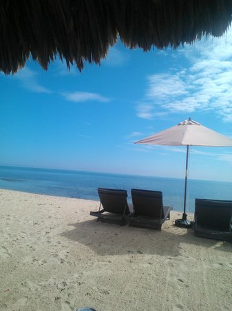 Belize Ocean Club : Hotel's Beach