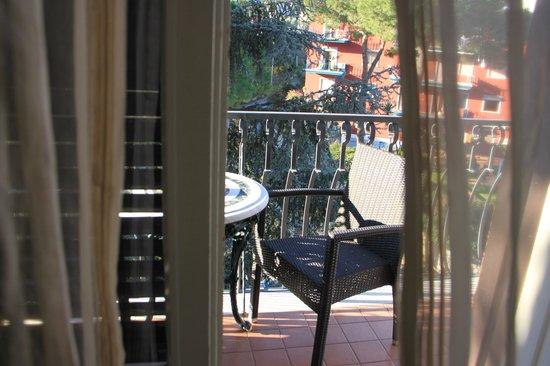 Relais Amore: balconcino