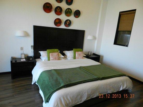 Club Himalaya: Hotel room