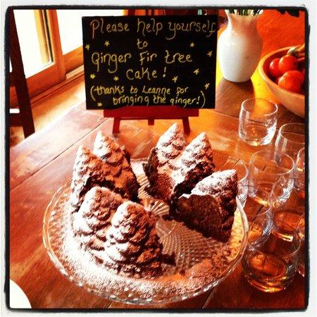 Chalet Sache: wonderful cakes...