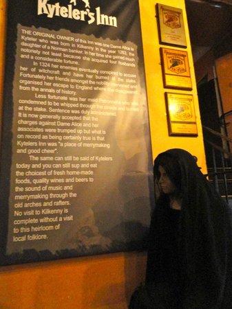 Kyteler's Inn: Witch or not?