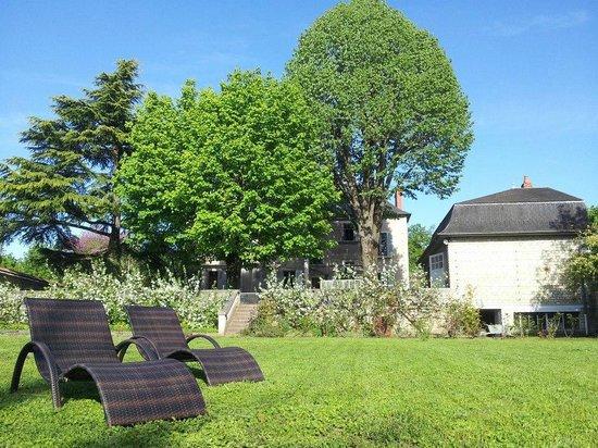Chambres d'Hôtes Côté Parc-Côté Jardin: Garden