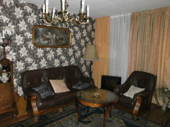 City Hotel Kaiserhof: area comune