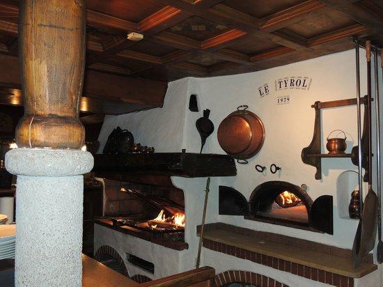 Le Tyrol : grill et pizzas