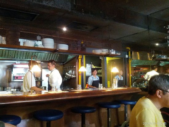 Naumi Liora : Restaurant
