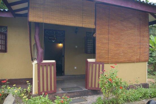 The Hideout Sigiriya: Le bungalow