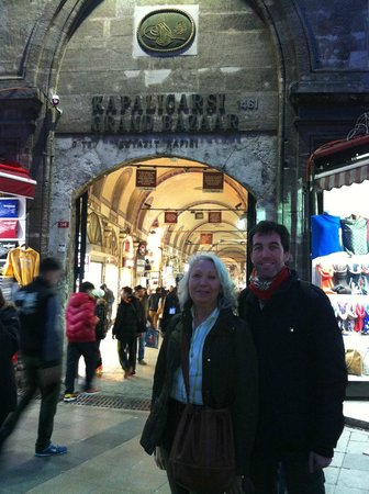 Grand Bazaar (Kapali Carsi): Gran Bazaar puerta 7