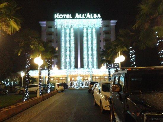 Hotel All'Alba: Ingresso