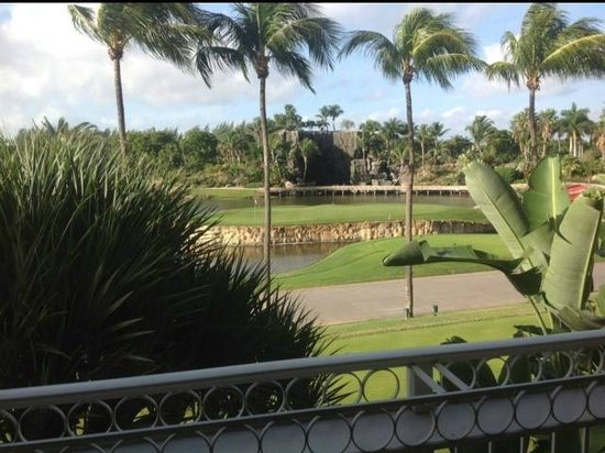 Turnberry Isle Miami, Autograph Collection: This was the view from my room
