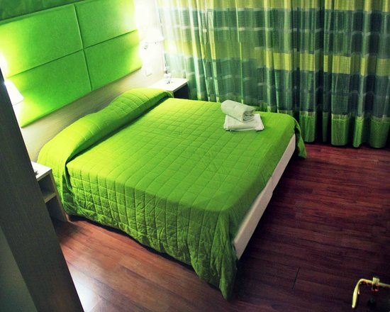 Residenza Castello Rosa : Green Room