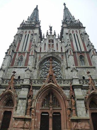 St. Nicolas Cathedral: Костёл