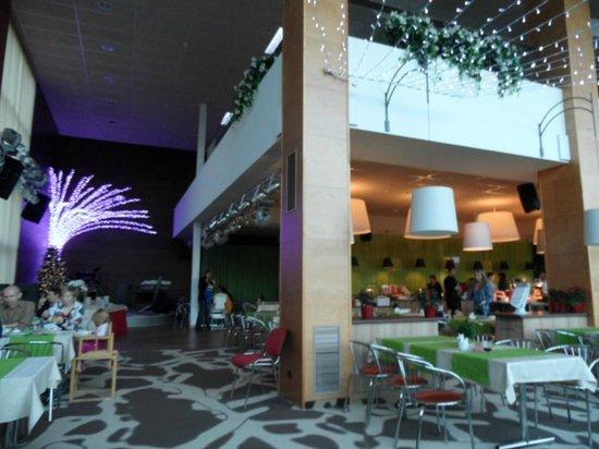 Toila Spa Hotell: Ресторан