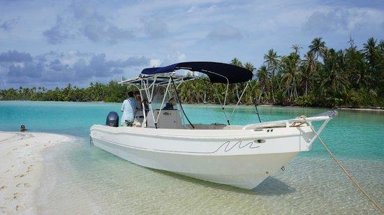 Pearl Havaiki: Le bateau