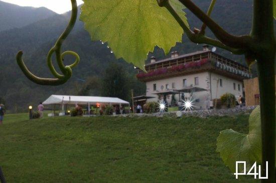 Agriturismo la Polentera: foto esterna