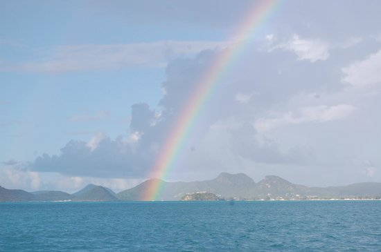 Tropical Catamaran Sailing Day Tours: Sunset cruise