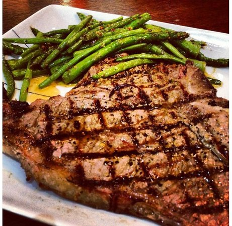The Banc: up to 28 day mature T-Bone Steak