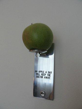 Hotel Hafen Hamburg: Apfel