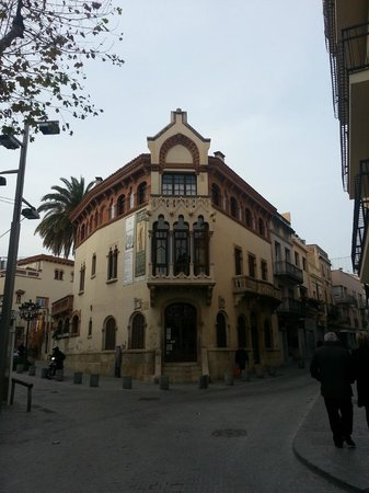 El Petit Palauet: Casa Museu Lluis Domènech i Montaner (Canet de Mar)