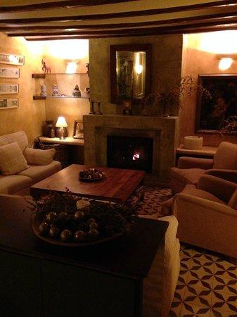 Hotel El Jardin Vertical: Salon