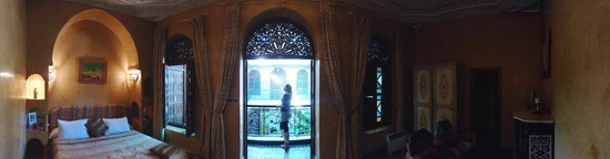Riad Jardin Secret : Jacaranda Suite